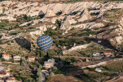Balloon in Cappadocia Turkey Royalty Free Stock Photo