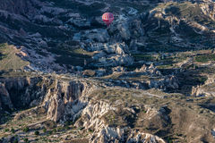 Balloon in Cappadocia Turkey Royalty Free Stock Photography