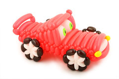 Balloon car Stock Photography