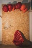 Balloon chair at Ventura Lambrate space during Milan Design week Royalty Free Stock Photography