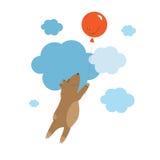 Balloon. Royalty Free Stock Photos