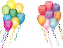 Balloon, colored, background, balloon background. Balloon colored, balloon background, template Stock Image