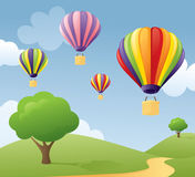 Balloon Day Stock Images