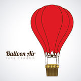 Balloon design Royalty Free Stock Photos