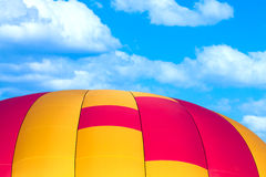 Balloon detail. Royalty Free Stock Photography