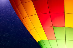 Balloon detail. Royalty Free Stock Photos