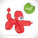 Balloon Dog Illustration Stock Image