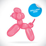 Balloon Dog Illustration Royalty Free Stock Images