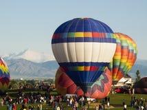 Balloon Festival Stock Image