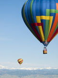 Balloon Festival Stock Photography