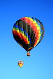 A balloon festival royalty free stock photography