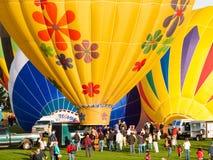 Balloon Festival Royalty Free Stock Photos