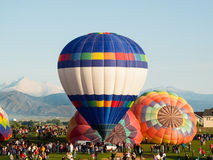 Balloon Festival Stock Images