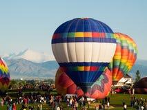 Balloon Festival Royalty Free Stock Photography