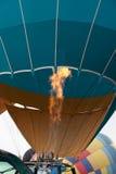 Balloon Flame Royalty Free Stock Photo