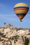 Balloon flight Royalty Free Stock Photos