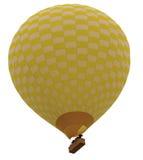 Balloon flying Stock Photo