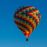 Balloon flying up Royalty Free Stock Image