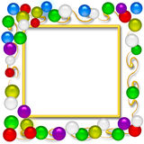 Balloon frame Stock Photos
