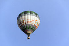 Balloon of the French company in siding and contruction obtp Stock Images