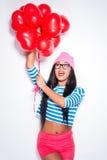 Balloon Fun. Stock Photo