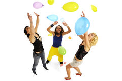 Balloon fun Royalty Free Stock Images