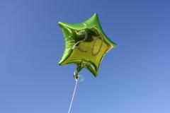 Balloon il ventesimo fotografia stock libera da diritti