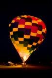 Balloon l'incandescenza Fotografia Stock