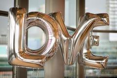 Balloon love Royalty Free Stock Image