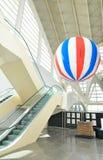 Balloon model Royalty Free Stock Photo