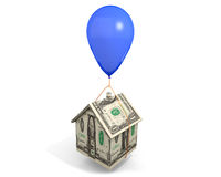 Balloon Mortgage Stock Photos