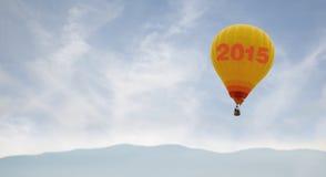 Balloon 2015 Stock Photos