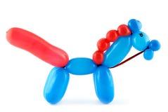 Balloon o cavalo Imagens de Stock Royalty Free