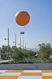 Balloon, Orange County Great Park, California Royalty Free Stock Photography