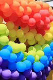 Balloon Rainbow Stock Images