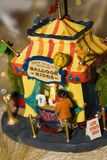 Balloon ride diorama Royalty Free Stock Image