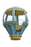 Balloon ride gondola Royalty Free Stock Images
