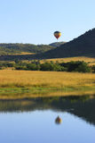 Balloon safari Stock Images