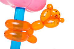 Balloon Sculpture Royalty Free Stock Image