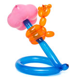 Balloon Sculpture Stock Image