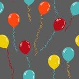 Balloon seamless Stock Photo