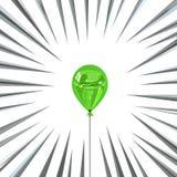 Balloon Spikes Royalty Free Stock Image