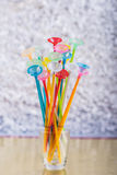 Balloon Stick Royalty Free Stock Photo