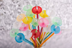 Balloon Stick Stock Images