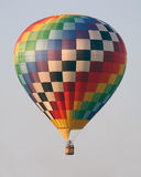 Balloon takeoff Stock Images