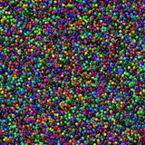 Balloon texture with more colors royalty free illustration