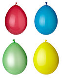 Balloon toy childhood celebration fiesta Royalty Free Stock Photos