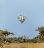 The balloon travels Stock Images