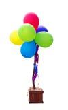 Balloon Tree Royalty Free Stock Photo