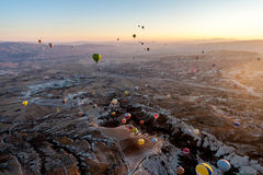 Balloon of Turkey Royalty Free Stock Photo